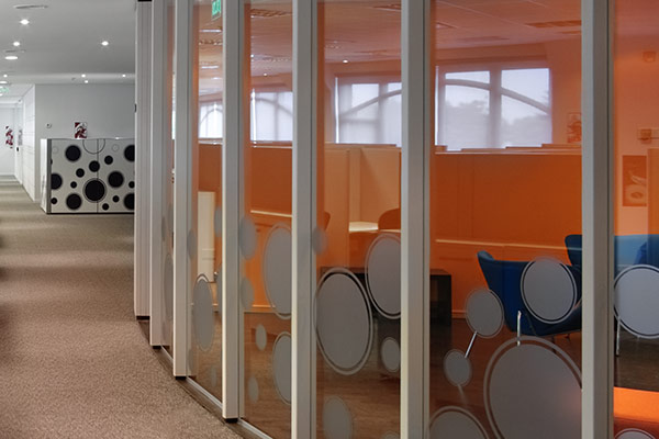 Interieur forma for Tabiques divisorios para oficinas